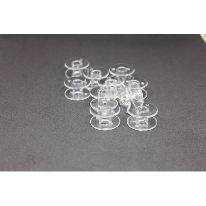 10 Canillas de plastico