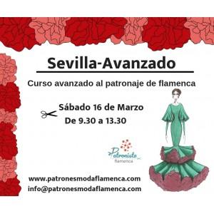 Huelva. Curso avanzado al patronaje de flamenca
