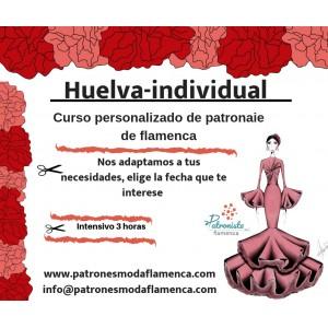 Huelva. Curso personalizado 3 horas